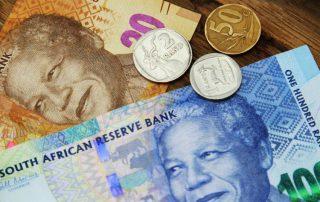 Moneda Sudáfrica
