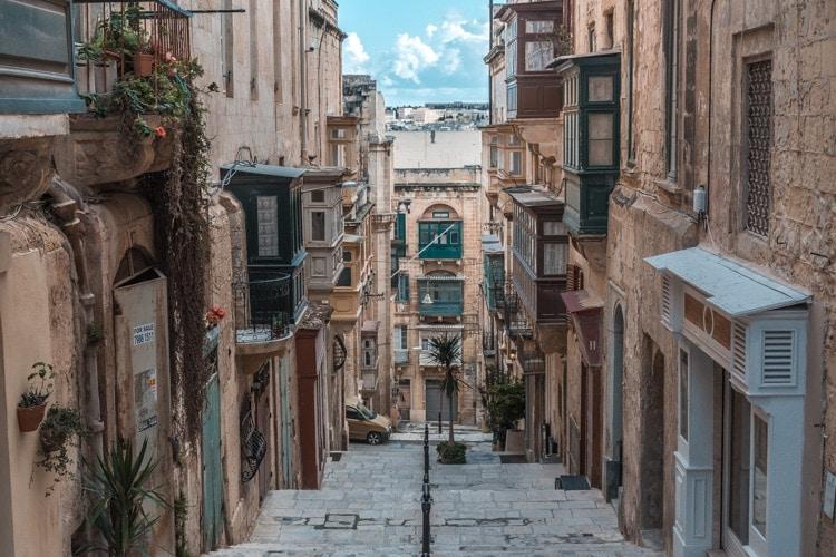 Valletta - European capital of culture 2018
