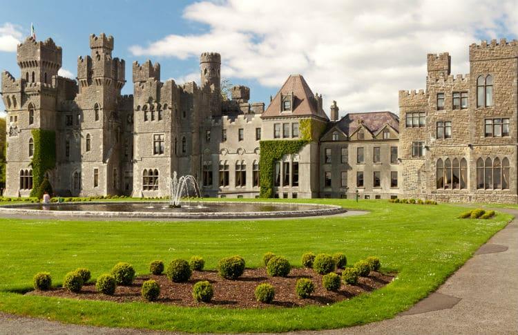 Irländskt slott