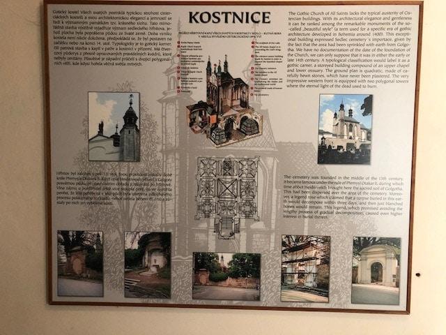 info about sedlec kostnice