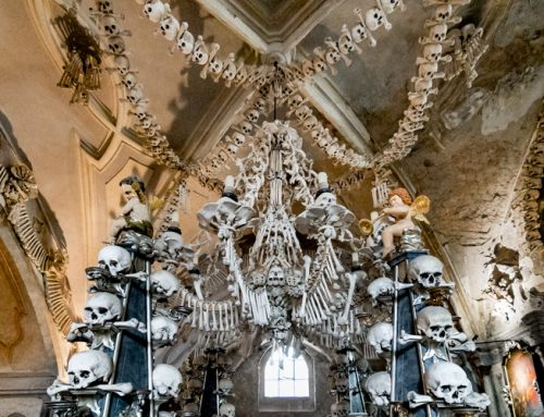 Sedlec Ossuary – The Fascinating Bone Church in Kutna Hora