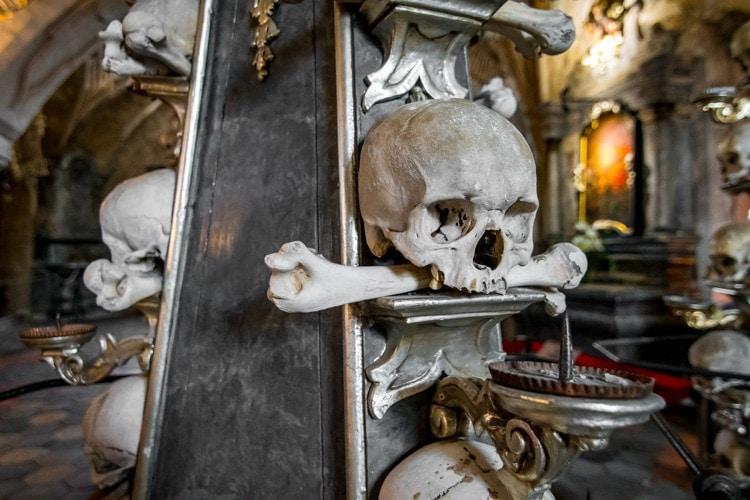sedlec ossuary skull