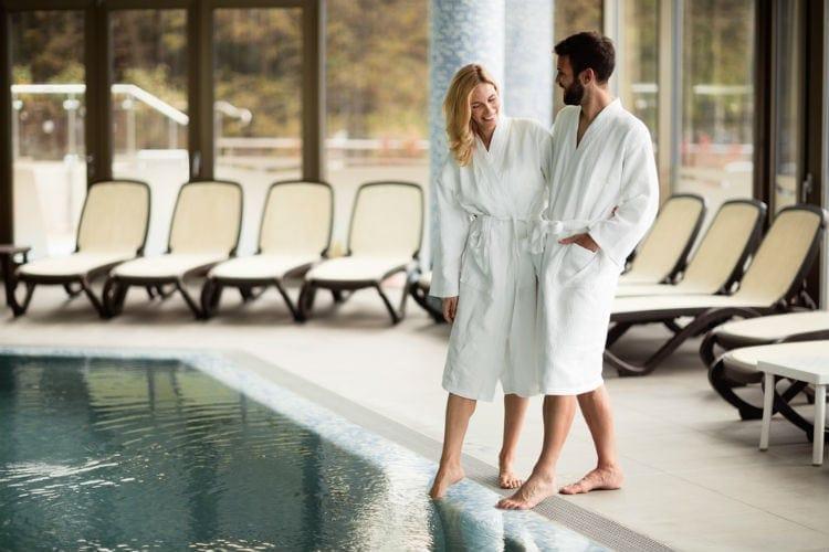 Sveriges 15 Bästa Spa Hotell för en Romantisk Spaweekend