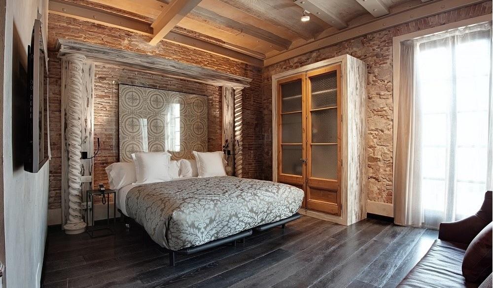 Aparthotel Arai bedroom