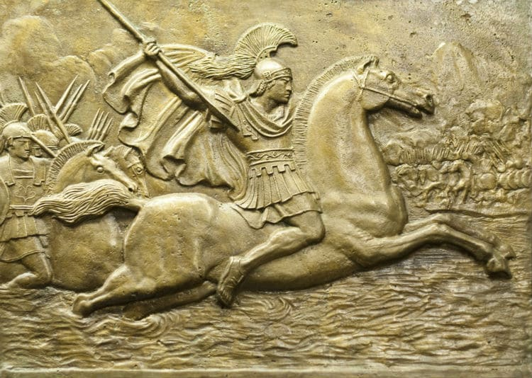 alexander the great - greece facts