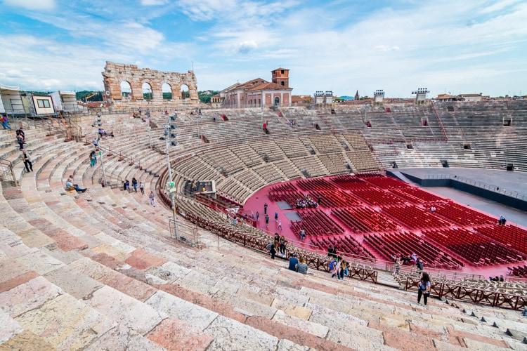 amfiteatern i verona