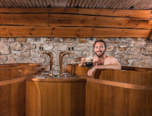 Beer Spa in Karlovy Vary – A truly unique experience