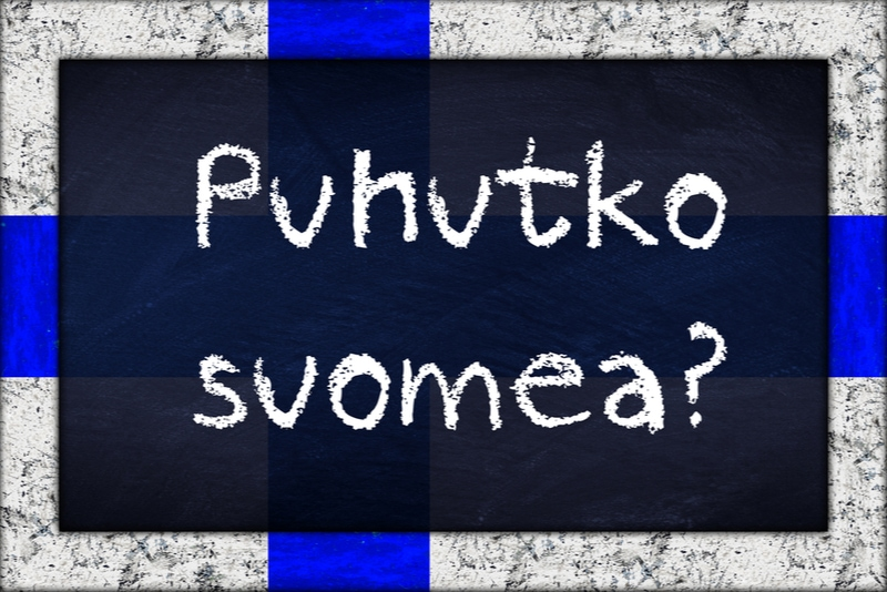 finnish language
