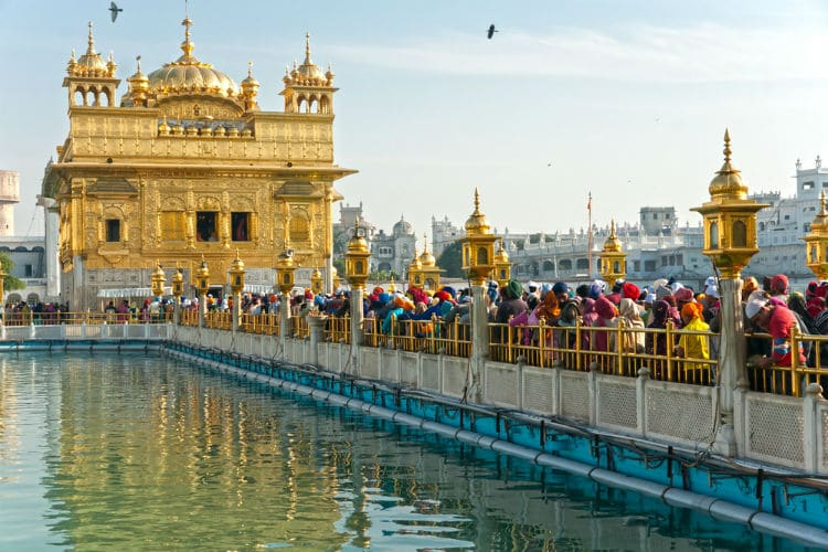 golden temple - indian facts