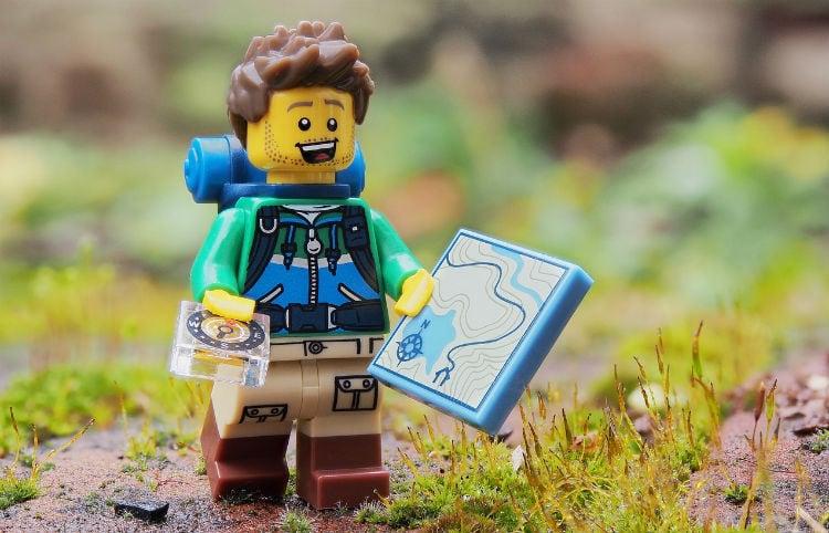 lego - en dansk uppfinning