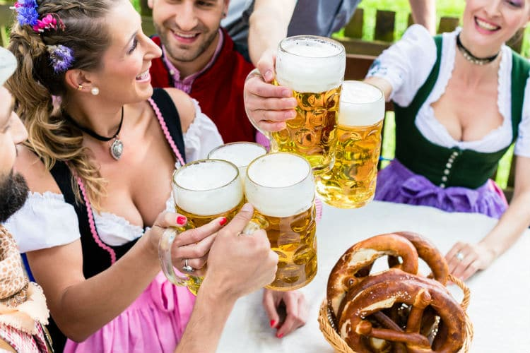 oktoberfest - facts about germany
