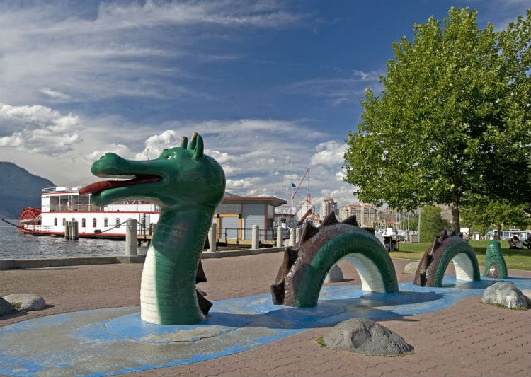 ogopogo - canada facts for kids