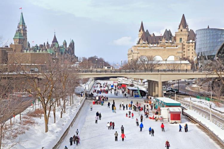 ottawa - capital of Canada
