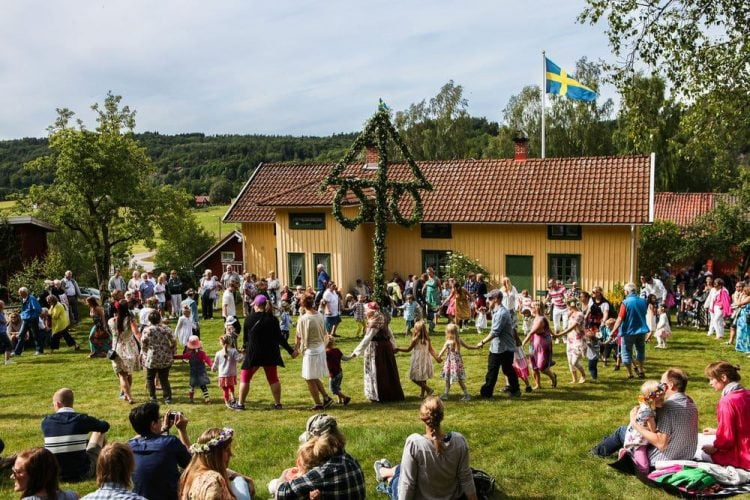swedish midsummer