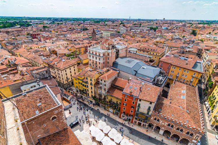Verona i Italien – Mina Bästa tips