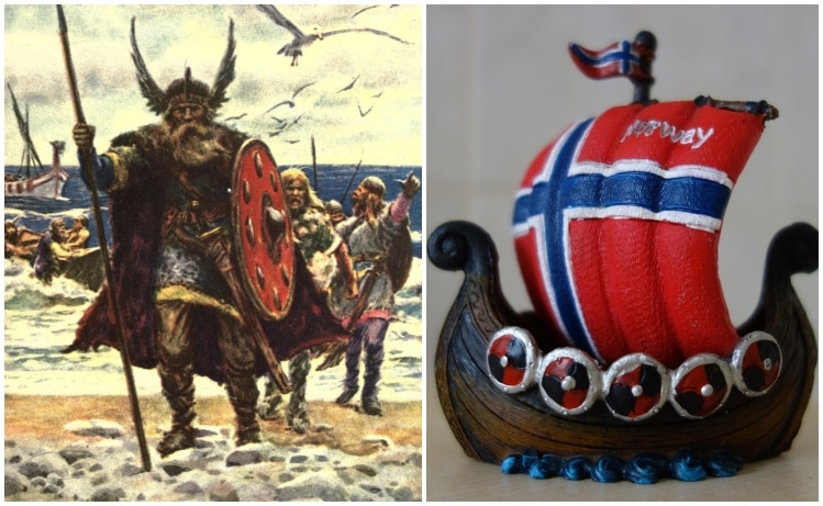 vikings - norway facts