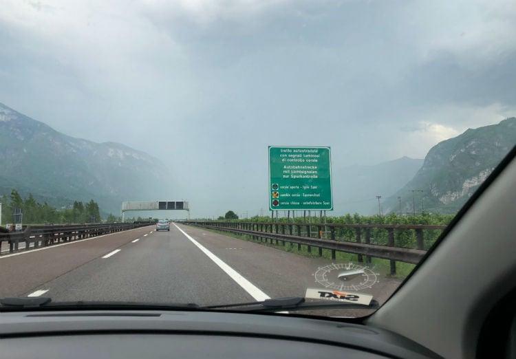 A22 - autostrada
