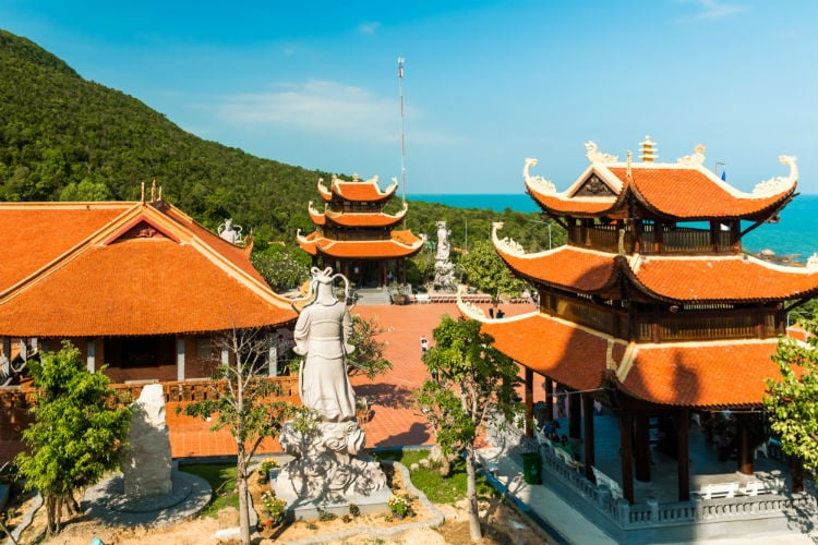 Ho Quoc Temple