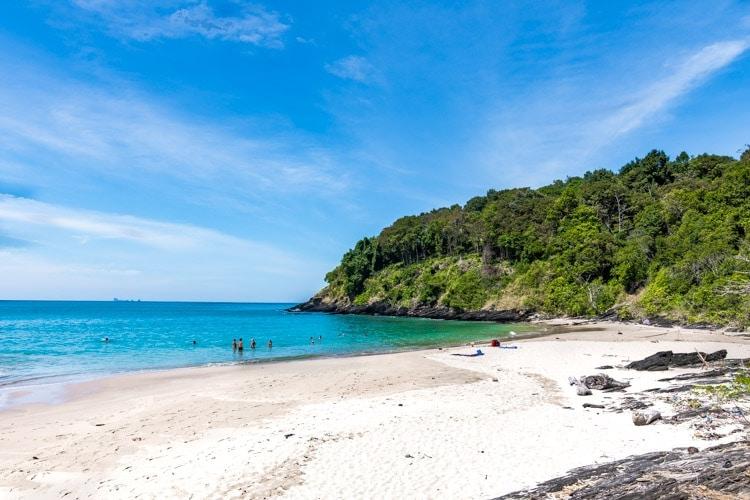 Kantieng Beach