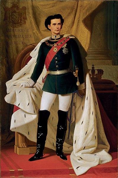 King Ludwig II Bavaria