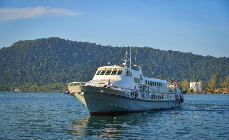 båt till phu quoc