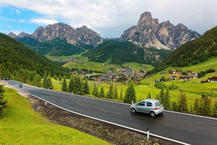 Karta Italien Chianti.Bila I Italien Trafikregler Tips Och Info Swedish Nomad