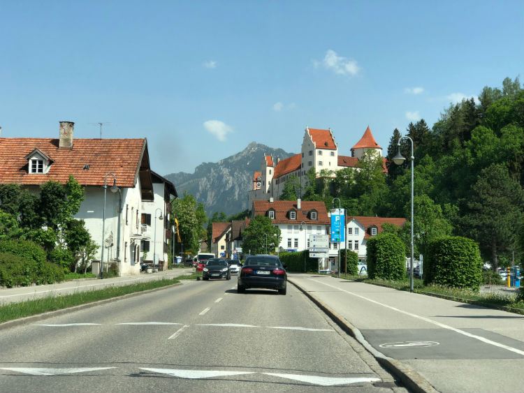 from munich to neuschwanstein