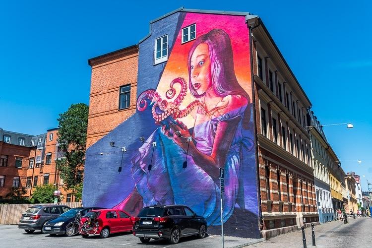 grynbodagatan street art
