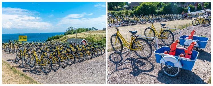hyra cykel ven