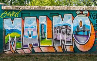 malmo street art guide