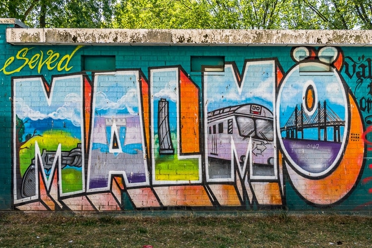 malmo street art guide