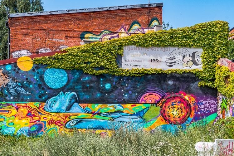 graffiti malmö