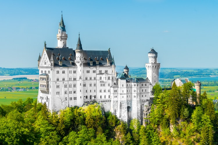 Neuschwanstein Castle – How to visit + my best tips and info