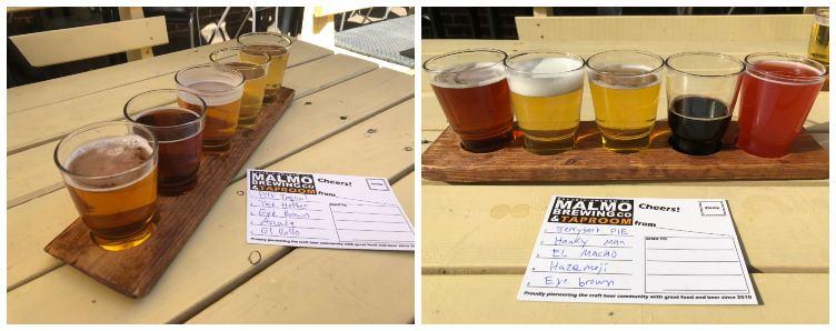 ölprovning malmö brewery
