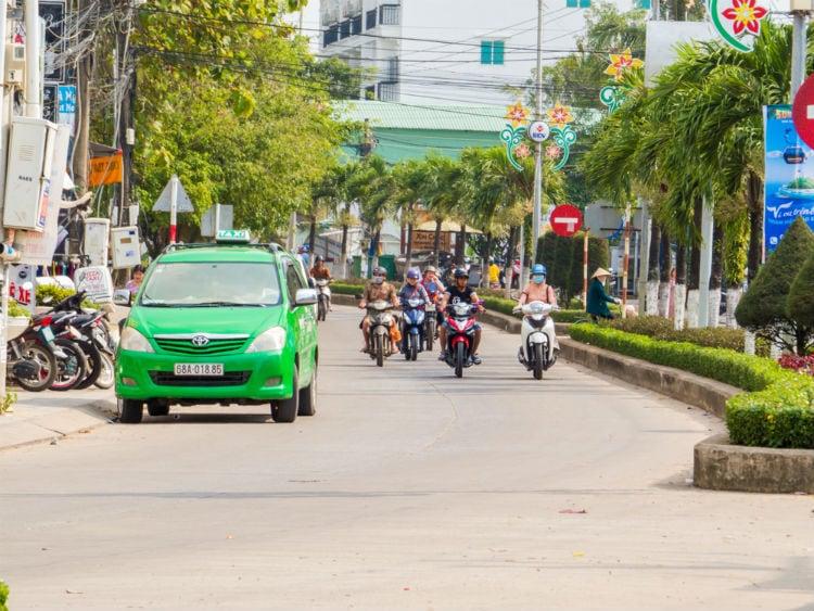 Taxi phu quoc