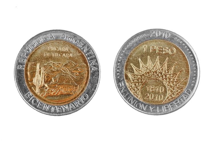 1 Argentinsk peso