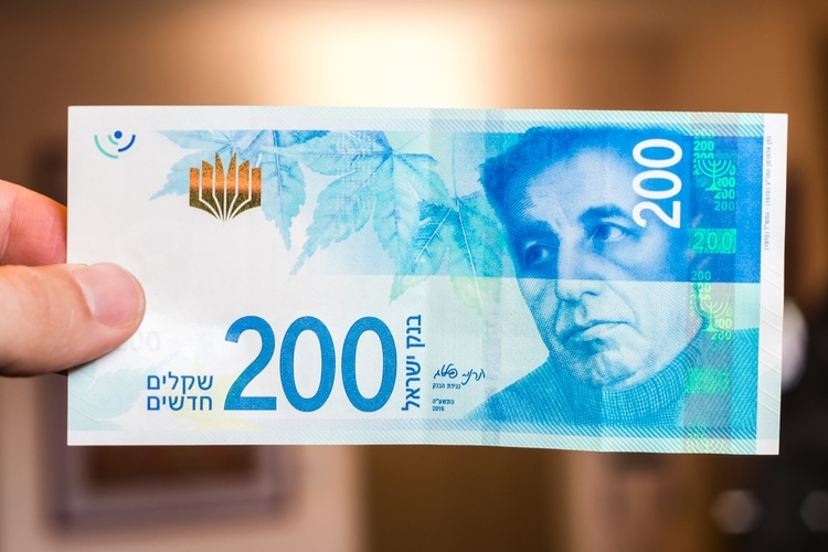 200 Shekel till SEK