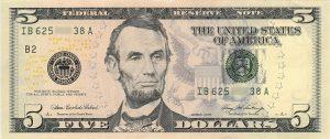 amerikansk dollar