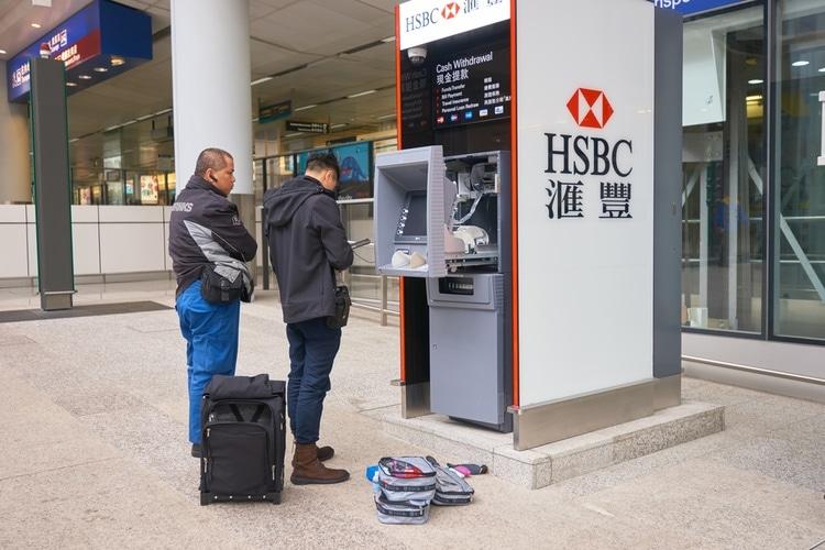 bankomater hong kong