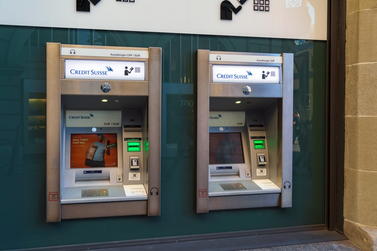 ATM in Switzerland