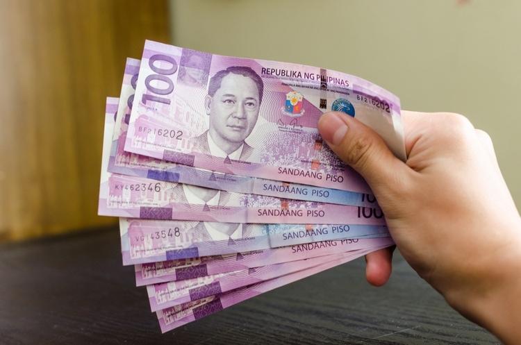 filippinsk valuta