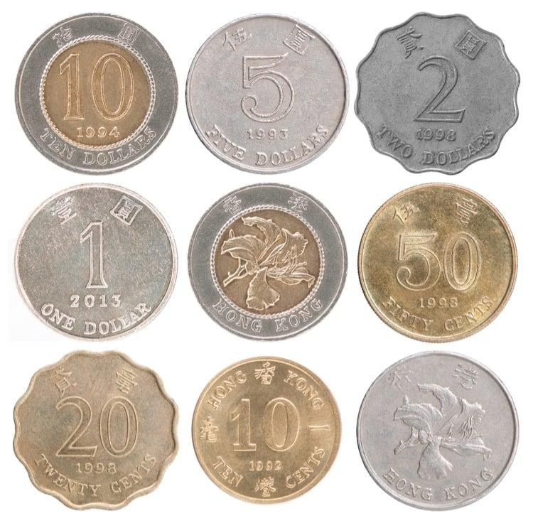 hong kong mynt