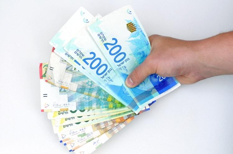 israel valuta