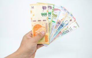 valuta i argentina