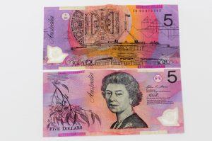 valuta i australien