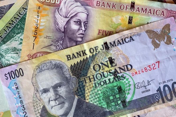 valuta jamaica