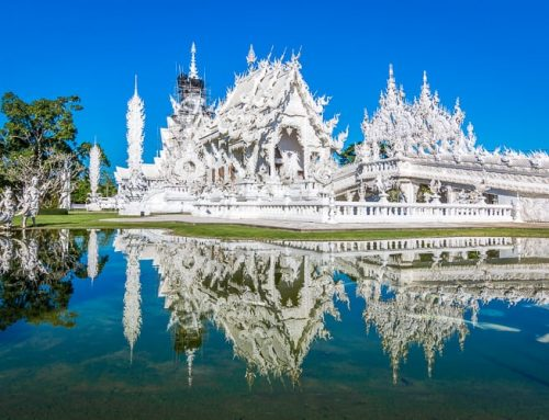 Wat Rong Khun – How to get there + Info about the White Temple