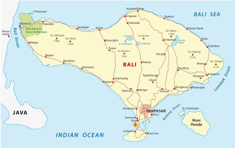 Bali Karta