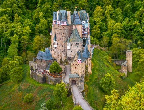 21 Amazing Castles in Germany
