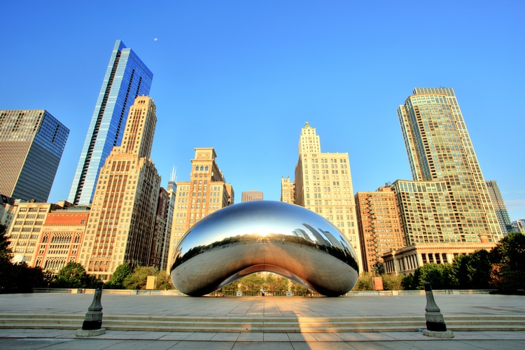 Chicago - Best Cities to visit in the US